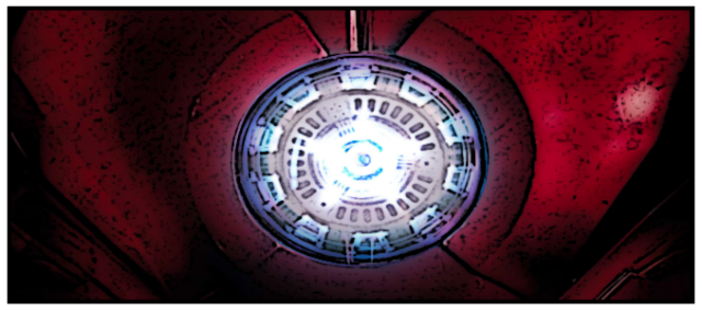 Your secret will power you like an arc reactor.