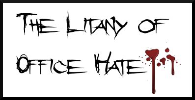 litany