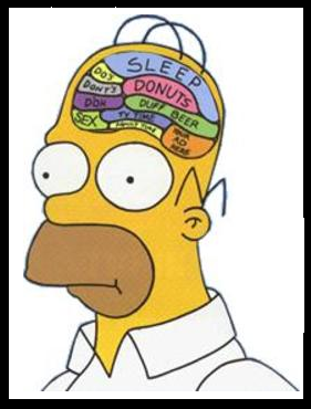 I'd like the contents of my brain to more closely resemble Homer's.  Currently it's full of computer crud.