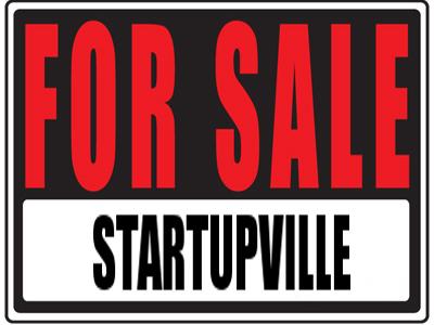 startupvilleforsale