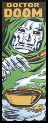Are you eating Lima Bean Soup again, doom?