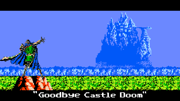 Goodbye Castle Doom